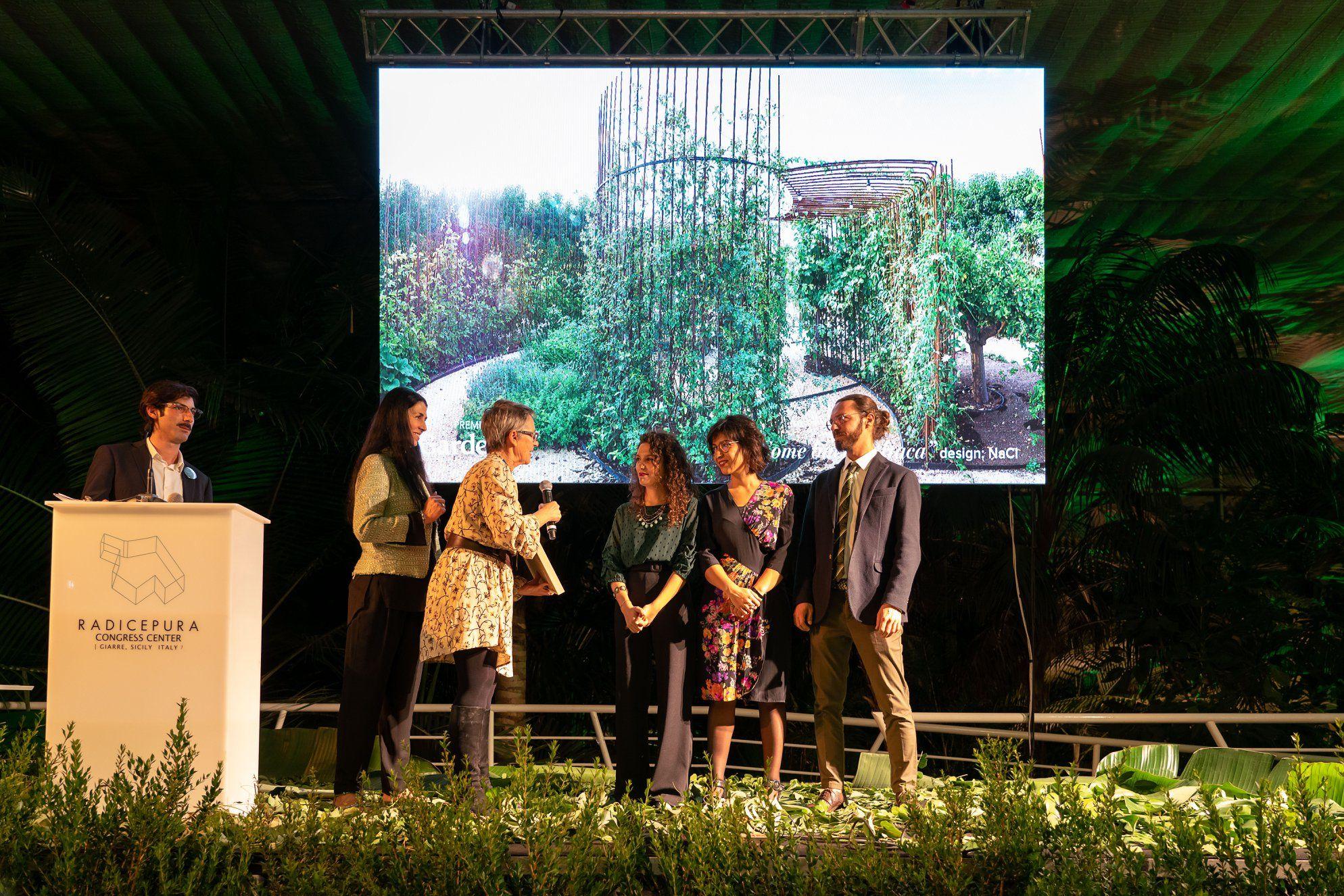 """""""Raccordi Urbani"""" alla III edizione del Sicily Landscape in motion"""